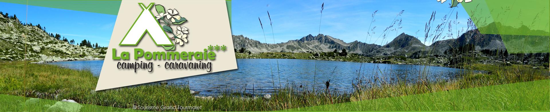 Tourisme camping pommeraie gerde 65 camping bagn res de bigorre camping hautes pyr n es - Office de tourisme bagneres de bigorre 65 ...